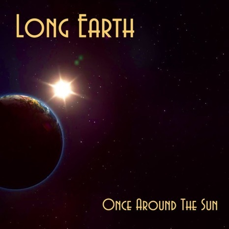 LONG EARTH - Once Around The Sun - SIGNIERT !
