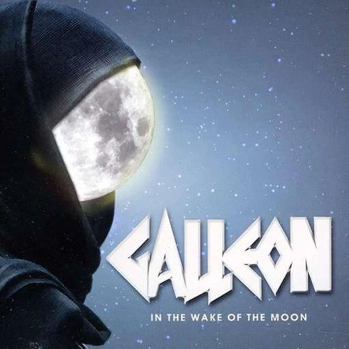 GALLEON ‎– In The Wake Of The Moon