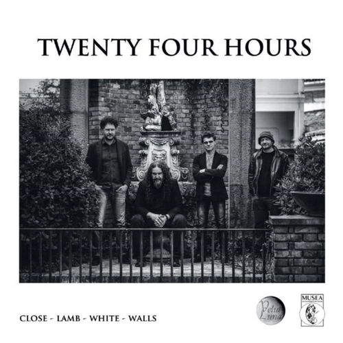 TWENTY FOUR HOURS - Close - White - Lamb - Walls 2CD