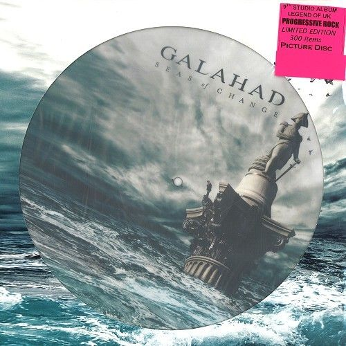GALAHAD - Seas Of Change (Ltd. Picture Disc Vinyl)