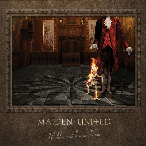 MAIDEN UNITED - The Barrel House Tapes