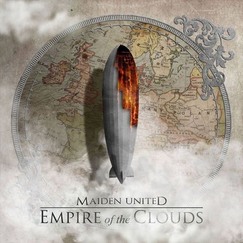 MAIDEN UNITED - Empire of the Clouds 2CD