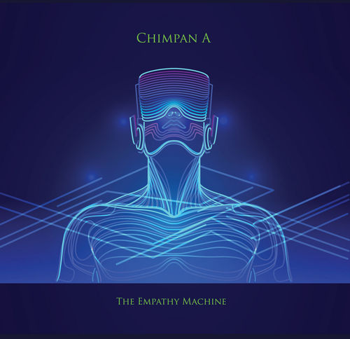CHIMPAN A - The Empathy Machine CD + DVD