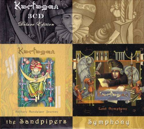 KARFAGEN - The Sandpipers Symphony 3CD