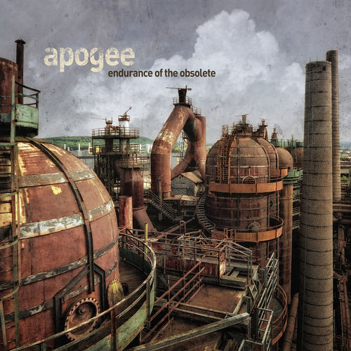 APOGEE - Endurance Of The Obsolete Ltd. Edition Digipack