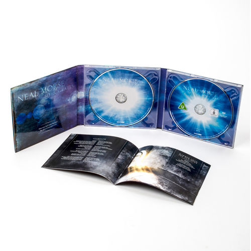 NEAL MORSE - Sola Gratia (Ltd. CD / DVD Digipak)