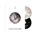 TDW – The Days The Clock Stopped CD+DVD MEDIABOOK