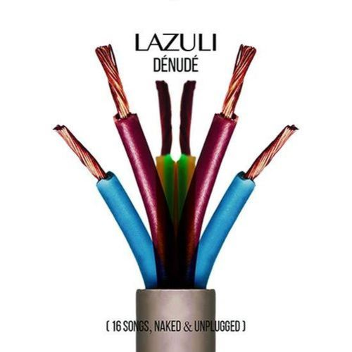 LAZULI - Denude (16 SONGS, NAKED & UNPLUGGED)
